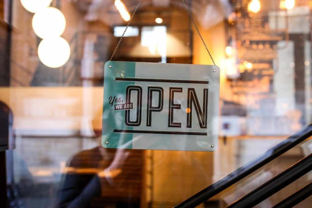 open cannabis dispensary lit marketing agency