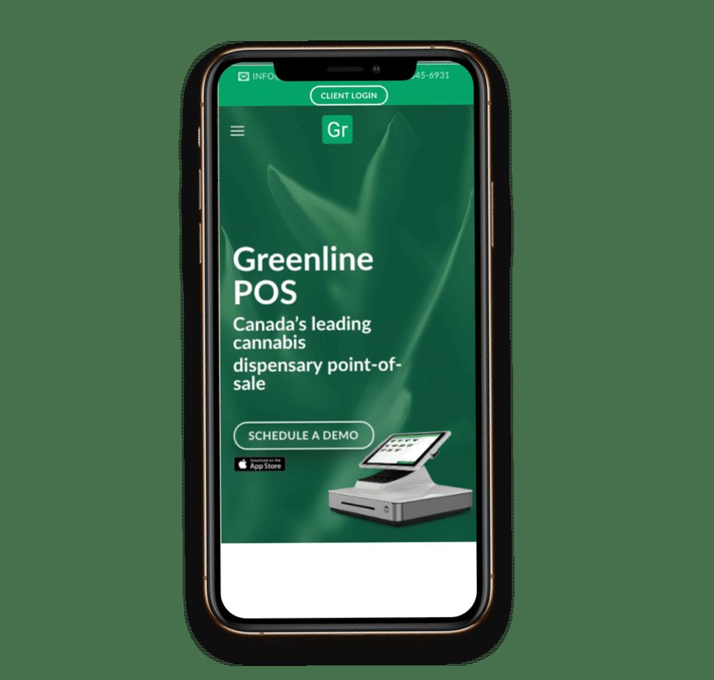 Greenline pos SEO ppc cannabis marketing min