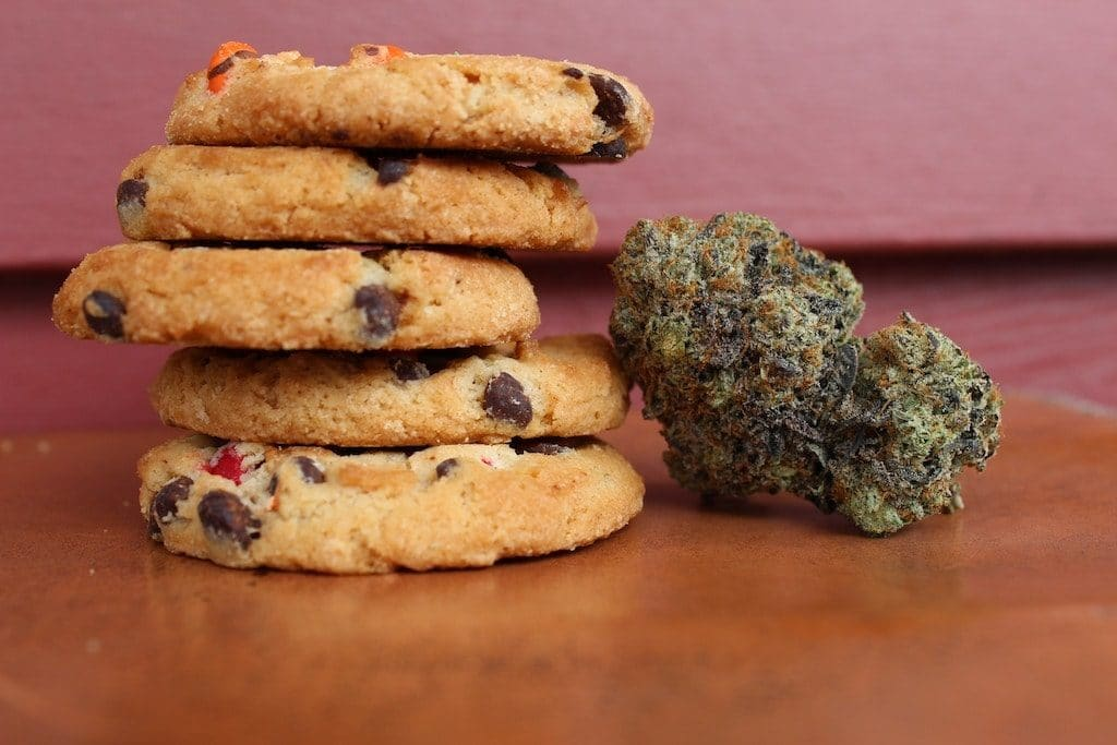 cannabis products edibles canada
